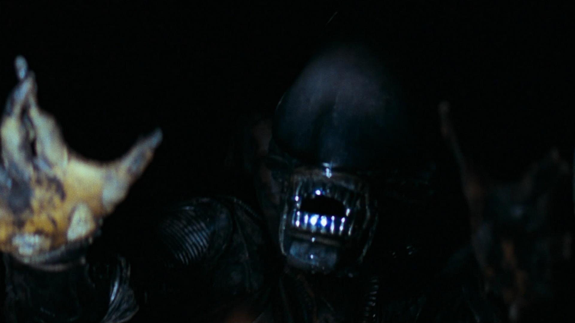 Το τέρας στο Alien.
